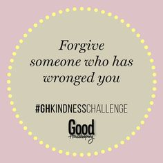 67 daily acts of kindness: Here are some easy ways you can make someone's day. Kindness Challenge, Good Housekeeping, Good Books, Compliments, Acting, Challenges, Thoughts, Quotes, Easy