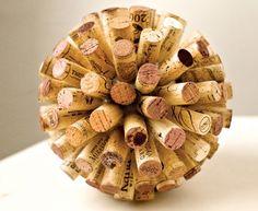 Hands down best cork craft idea....