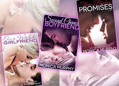 Drew + Fable Series - Monica Murphy  #goodreads