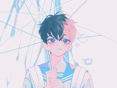 인플릭 INPLICK (@tjghks1324) | Twitter Aesthetic Anime, Aesthetic Art, Anime Kunst, Anime Art, Pretty Art, Cute Art, Kawaii Anime, Boy Drawing, Handsome Anime