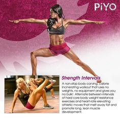 NEW! Chalene Johnson PiYo STRENGTH Workout - Come to my website for more details, information, and to join my exclusive PiYo accountability groups!
