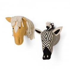 Singoli Zebra Head