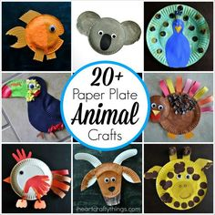 If there's one kind of craft we love more than any other at our house it's paper plate crafts! The sturdiness of a plate plate combined with it's round shape give it endless possibilities for crafting, not to mention how affordable the plates are to purchase. We have made quite the variety of paper plate …