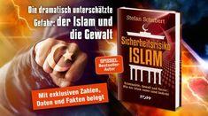 """Stefan Schubert: Sicherheitsrisiko Islam - """"Irgendwann gibt es einen großen Knall"""" Islam, News, Social Work Research, Denial, Book Presentation, Bill Of Rights, Book Recommendations"""