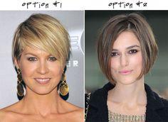 short hair options