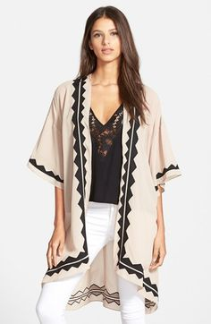 Plenty+by+Tracy+Reese+Georgette+Kimono+available+at+#Nordstrom