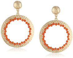 Amazon.com: Amrita Singh Turquoise West Broadway Earrings: Jewelry