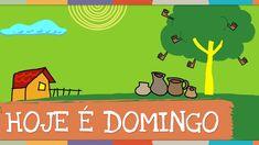 Hoje é Domingo - DVD Cantigas de Roda - Palavra Cantada