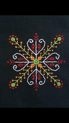 Ukrainian stitches
