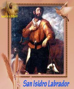 Leamos la BIBLIA: San Isidro Labrador