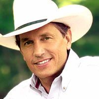 Something about George Strait.