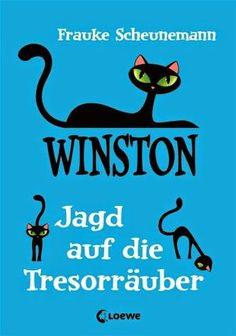 Lesendes Katzenpersonal: [Rezension] Frauke Scheunemann - Winston 03: Jagd ...
