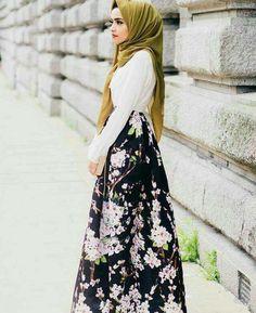 Hijab style!!