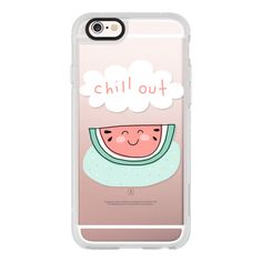 Chill Out - Watermelon - Summer Love and Fun - Mint Green & Pink -... ($40) ❤ liked on Polyvore featuring accessories, tech accessories, phone cases, tech, fillers, iphone case, mint green iphone case, iphone hard case, apple iphone cases and pink iphone case