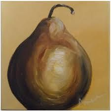 Image result for pear painting graphic