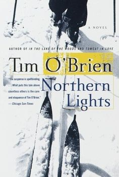 Northern Lights by Tim O'Brien.  Great story about two brothers who must overcome past grudges to survive.