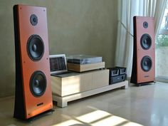 Trio10 Timeless, Open Baffle Speakers by PureAudioProject