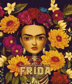 Booktopia has Frida by Benjamin Lacombe. Buy a discounted Hardcover of Frida online from Australia's leading online bookstore. Mexican Artists, Mexican Folk Art, Mexican Style, Albin Michel Jeunesse, Frida Art, Album Jeunesse, Diego Rivera, Lovers Art, Illustrators