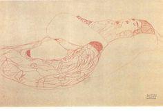 Category:Drawings by Gustav Klimt - Wikimedia Commons