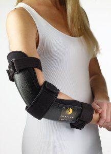 Corflex XR CUBITAL TUNNEL ELBOW SPLINT M/L by CORFLEX. $78.99. Indicated for Cubital Tunnel Syndrome, post-surgical application or post-cast removal. Fits most females & smaller framed malesFits most males & larger framed femalesFits large framed males & XL framed females. Constructed of rigid A.B.S. material with medial contouring on shell and plush cloth liner (replacement liners also available). Innovative support that immobilizes and positions the elbow at 122 ¼ to h...