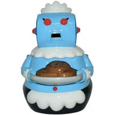 Rosie the Robot from the Jetsons Cookie Jar made by Westland Giftware