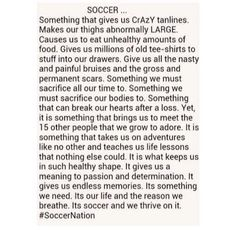 I absolutely love this!!!! #soccernation ⚽