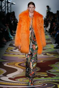 Emilio Pucci Fall 2017 Ready-to-Wear Collection Photos - Vogue