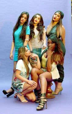FifthHarmony --- 5H D1 Now That WE Have Captured UrAttention... Occifer.! Are You Ready4UrInspection!!?
