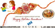 "Celebrate the precious bond of love of Brother and Sister. Celebrate relationship   "" I WISH YOU A HAPPY RAKSHA BANDHAN "" IN ADVANCE :) !!!"
