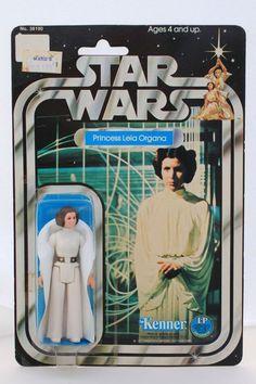 Princess Leia Organa #starwars #leia #kenner