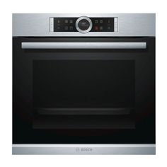 Bosch HBG634BS1B, Built In Single Oven, Stainless Steel