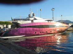 roberto cavalli yacht ♥ For More Pins like this, Follow us at http://www.pinterest.com/weluvhotgirls ♥