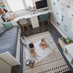 41 Charming Disney Kids Room Design-Ideen – My World