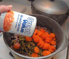 LookingGlassJewels: Make Homemade Dog Food Tutorial ~ Part Two