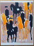 André Brasilier Vintage Print Vintage Art Prints, 30 Day, One Kings Lane, Moose Art, The Originals, Create, Challenge, Paintings