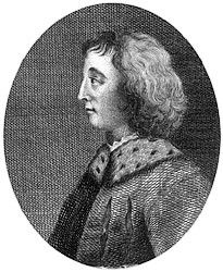 King Malcolm II Mackenneth of Scotland (970-1034), my 31st AND 34th great-grandfathers through three different daughters--crazy.