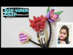 Hi, Everyone, here I am using only foam sheet,glitter colour , crepe paper and gum to create a simple flower design. Simple Flower Design, Simple Flowers, Flower Designs, Foam Sheets, Crepe Paper, Craft Work, Creative Crafts, Diy Design, Hair Pins