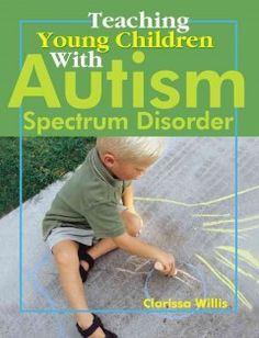 Teaching Young Children with Autism Spectrum Disorder  - pinned by @PediaStaff – Please Visit  ht.ly/63sNt for all our ped therapy, school & special ed pins