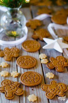 Gingerbread Cookies, Food And Drink, Xmas, Cake, Gingerbread Cupcakes, Christmas, Kuchen, Navidad, Noel