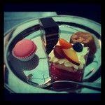 Yummie Desserts @ British Museum