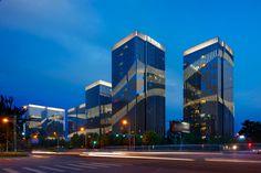 北京君安國際——J+B Studios 照奕恒照明设计