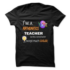 Mathematics Teacher Cooler T Shirt, Hoodie, Sweatshirt