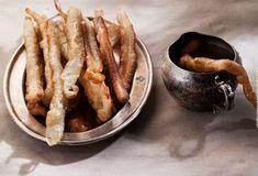 Νηστίσιμα Γλυκά | Argiro.gr Crepes And Waffles, Pancakes, Croissants, Onion Rings, Pretzel, Donuts, Sweet Tooth, Sweet Home, Rolls