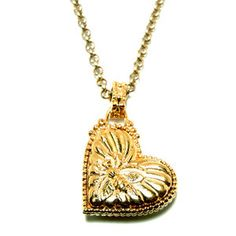 All Gold Tone Jewelry is on sale this week! #ValentinesDay