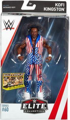 WWE BUILD A ELITE PAUL BEARER WRESTLING ACTION FIGURE Select Your Favor Hero