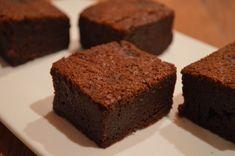 Mattonella al cioccolato fondente