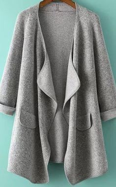 """Have cardigan appropriate weather? Here""""s an option from SheIn."""