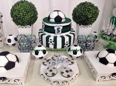 Imagen relacionada Soccer Birthday Parties, Soccer Party, 90th Birthday, Soccer Decor, Soccer Kits, Ideas Para Fiestas, Baby Shower, Party Themes, Cake