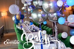 ORB METALLIC BALLOONS - DESIGN BOTEZ BALOANE SILVER METALLICE CU EFECT DE OGLINDA | LOCATIE STEJARI POOL CLUB, MADE BY TONI MALLONI EVENT DESIGNER & EVENTURE CO.