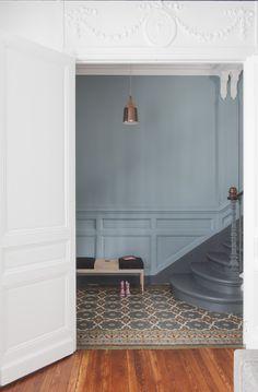 rénovation décoration maison bourgeoise